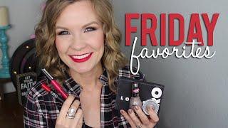 Friday Favorites & Fooeys 12-11-15 Lorac, Maybelline, Nars, Etc | LipglossLeslie