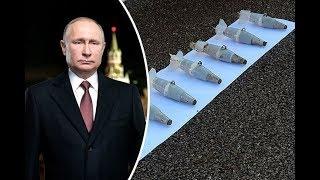 Vladimir Putin Tiene Miedo a los Drones de Israel en su último comunicado y Pide Ayuda