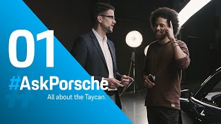 #AskPorsche    Part 01 - The name Turbo, sound and costs of the Taycan and further electrification