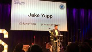 Jake Yapp with all of BBC Network Radio in 10 minutes