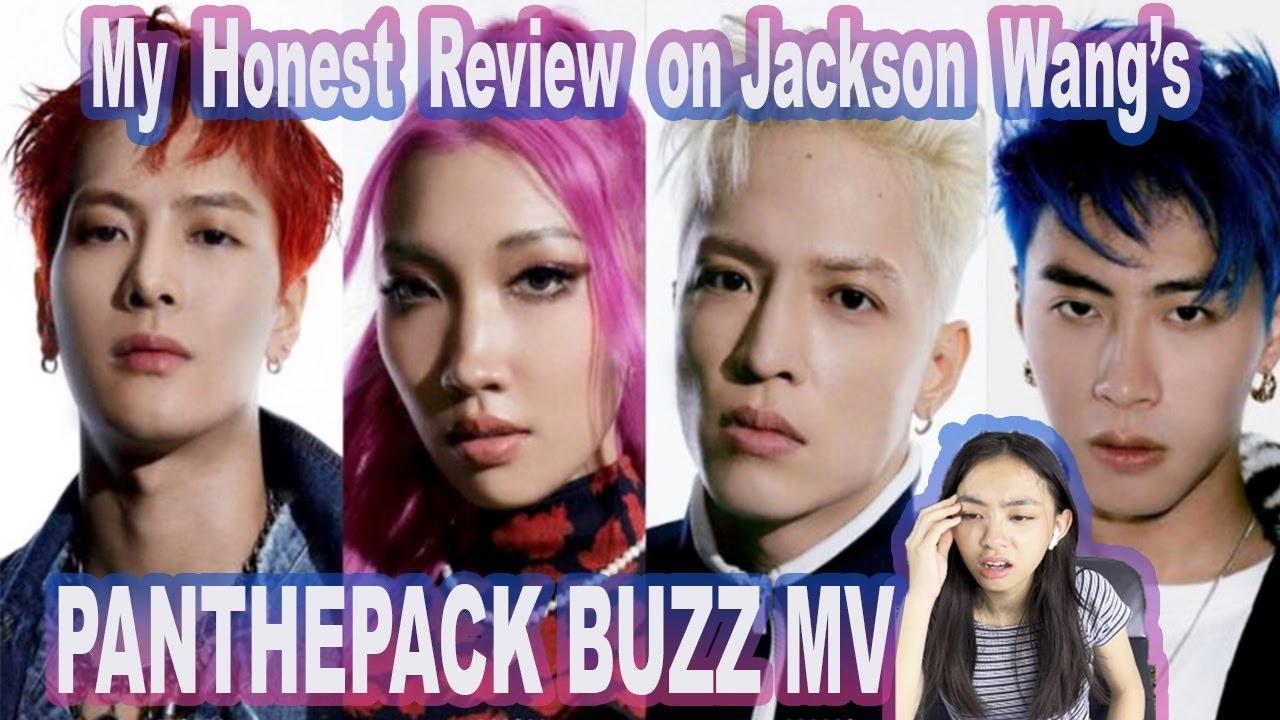 """Gigi's Review of """"BUZZ"""" MV by #PANTHEPACK !  #TEAMWANG #JACKSONWANG"""