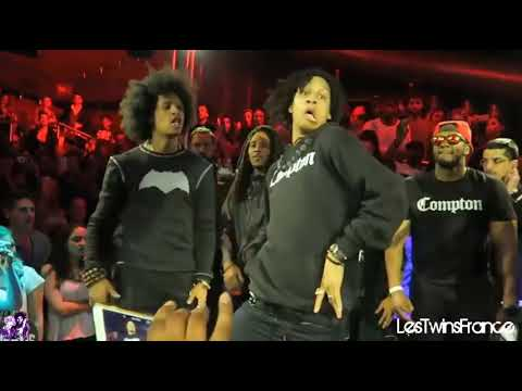 LesTwins -  Best of the Freestyle Dance 2018 HD
