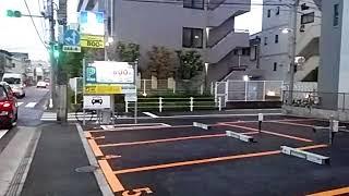 大田区西蒲田3丁目バイク駐車場
