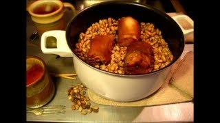 Pinto Beans And Ham Hocks Country Style / Math Lesson (2of3)