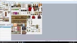 RPG Maker MV:  Combining Tilsets
