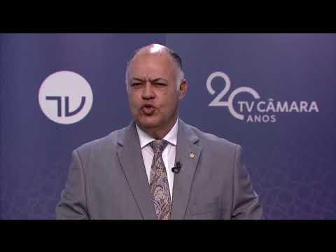20 anos TV Câmara: deputado Pastor Eurico (PATRI-PE)