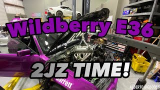 homepage tile video photo for E36 GETS 2JZ SWAPPED ULTRA DETAIL SERIES!