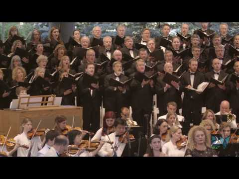 Mozart's Requiem performance at the 2015 Bravo! Vail Music Festival