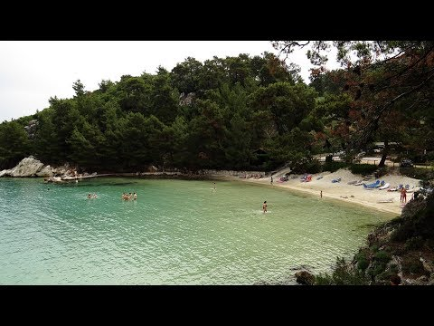 "Thassos ""Must See"" Beaches"
