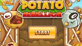Potato Rebellion Level1-6 Walkthrough