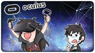la mia prima volta nella realt virtuale proviamo il nuovo oculus quest
