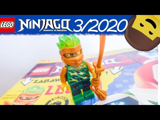 LEGO NINJAGO Magazyn nr 3/2020