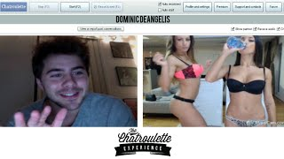 Getting Lucky (Chatroulette Experience)
