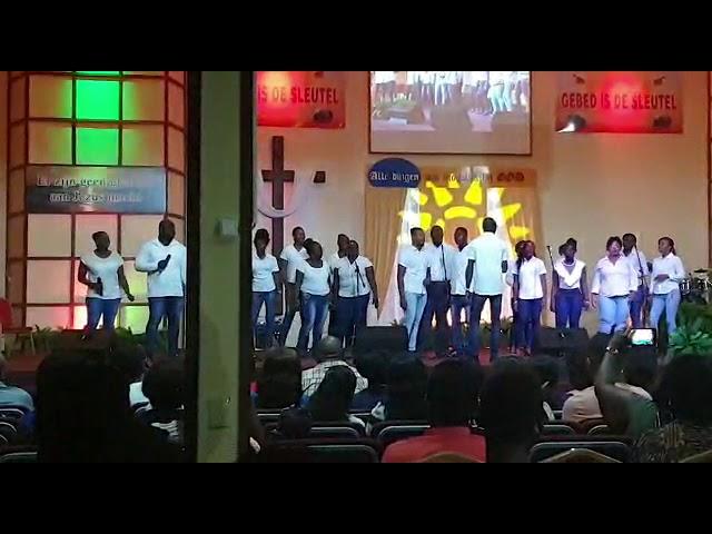 Maranatha jongerenkoor - Lead me Lord