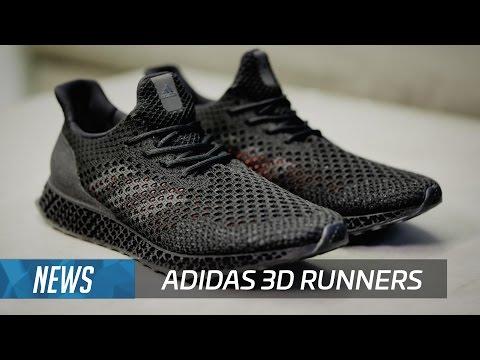 adidas 3D Runner Triple Black Boost Release Date Sneaker
