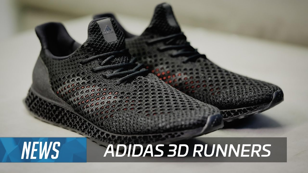 new style 0eafe 521c9 Adidas 3D Runners up close