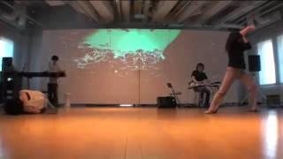 VEKTOR 2 ARTEVEKTOR第8回 即興音楽 即興ダンス