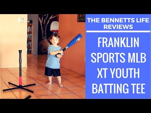 PRODUCT REVIEW | Franklin Sports MLB XT Youth Batting Tee