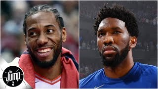 Raptors vs. 76ers series preview: Who do you trust more? | The Jump