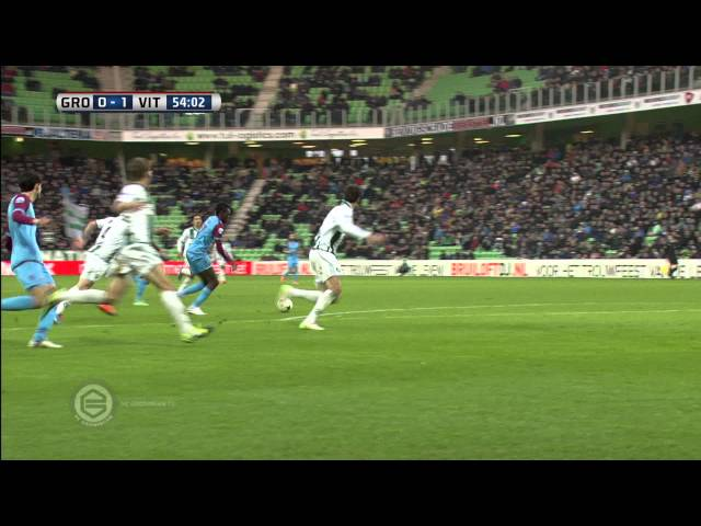Samenvatting FC Groningen - Vitesse 1-1 (2014-2015)