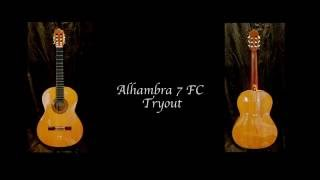 Alhambra 7- FC Guitar Review