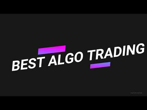Algo Trading in India by Best Algo Trading