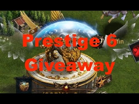 Clash Of Kings : Giveaway Prestige 6 Castle