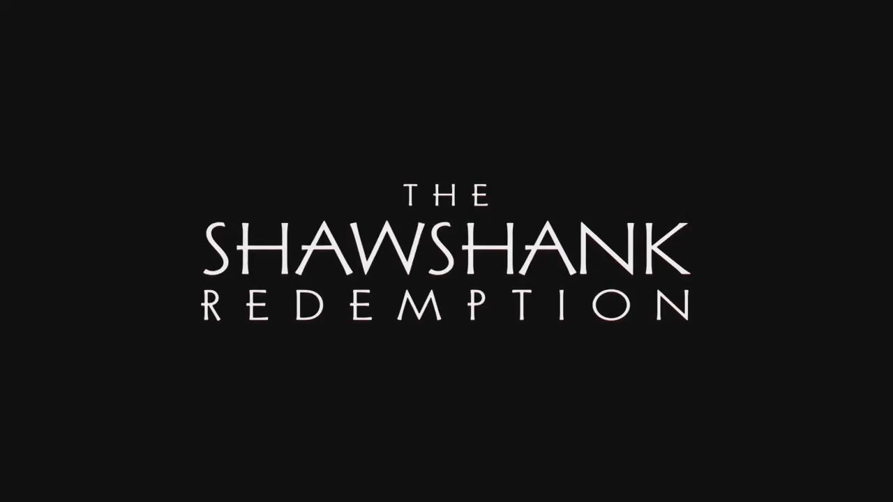 vine theater presents the shawshank redemption