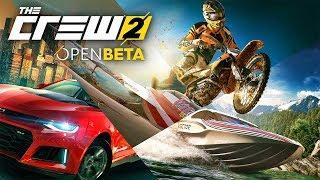 THE CREW 2 | Full Open Beta Game Stream