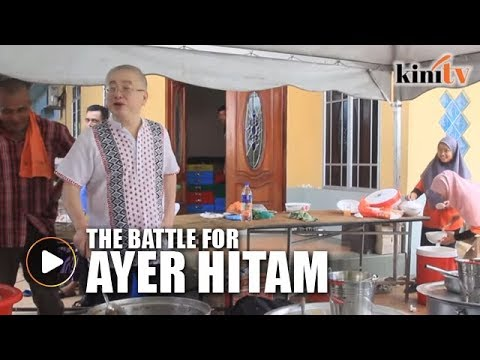 The battle for Ayer Hitam - Can Wee Ka Siong defend his seat?