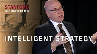 Repeat youtube video Intelligent Strategy, featuring Richard Rumelt