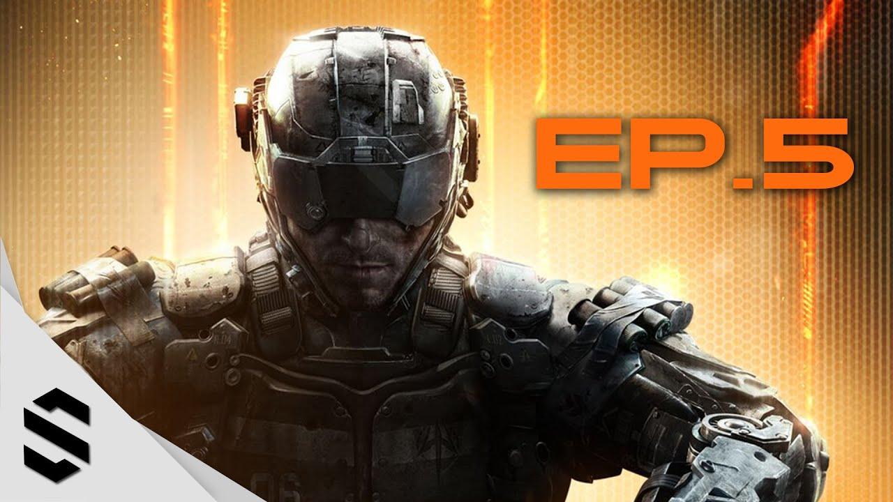 【決勝時刻:黑色行動3】- PC特效全開中文劇情電影60FPS - 第五集 - Call of Duty: Black Ops III - Episode 5 - 使命召喚 ...