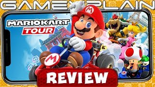Mario Kart Tour REVIEW - Free to Play but Money Has Never Been More Intrusive (Video Game Video Review)