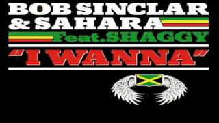 I Wanna (Radio Edit) by Bob Sinclar and Sahara feat. Shaggy ♪♫ 2010 ♫♪