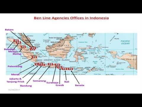 Company Profile Benline Agencies Medan