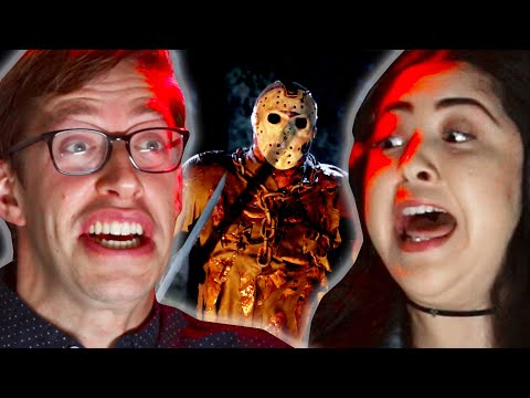 Thumbnail: Scared People Play Friday The 13th: The Game