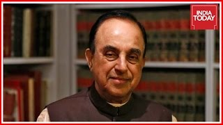 AIADMK Will Not Remain A Single Entity For Long, Says Subramanian Swamy