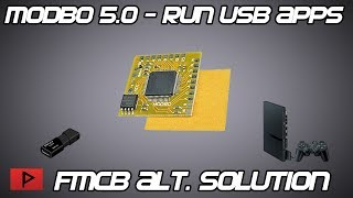 [How To] Use Modbo 5.0 Modchip To Boot .ELF Apps From USB Tutorial