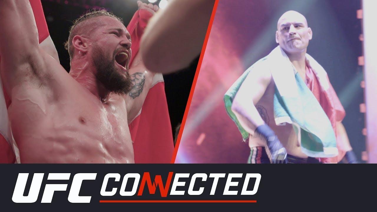 UFC Connected: Nicolas Dalby, Cain Velasquez, Favorite Underdog Victories
