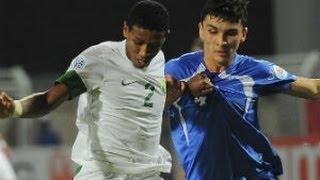 Saudi Arabia vs Uzbekistan: AFC U22 Championship 2014
