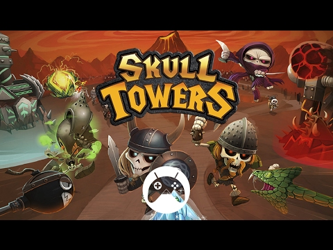 SKULL TOWERS Android Gameplay