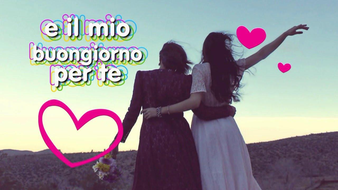 Buongiorno whatsapp youtube for Foto immagini buongiorno