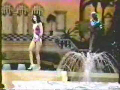 Miss Universe 1984- Swimsuit Competition