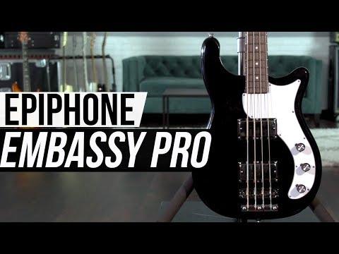 Epiphone Embassy PRO Bass