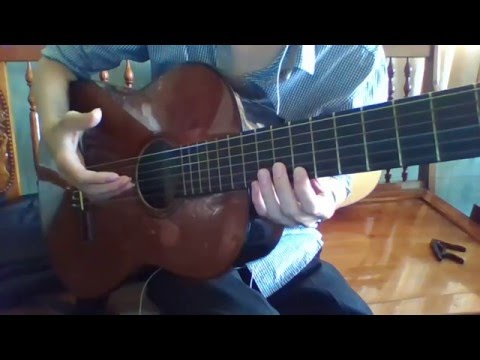 hướng dẫn guitar cách xác định tone và phổ hợp âm cho một bài hát bất kì