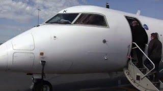 Flight Review: QantasLink QF2322, Brisbane to Bundaberg, Queensland, Australia - 28th August, 2015