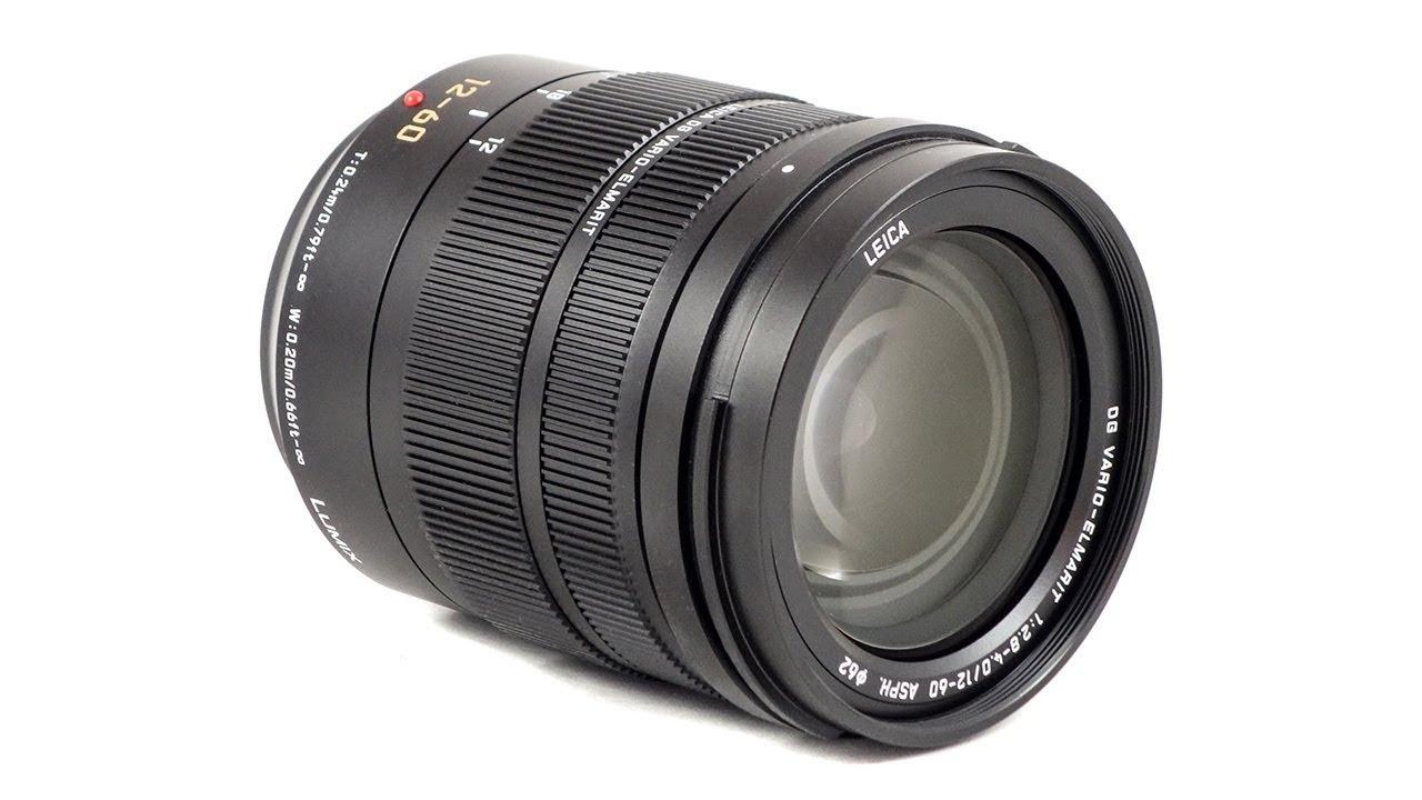 34bc17d2a30d Panasonic Leica DG Vario-Elmarit 12-60mm / F2.8-4.0 ASPH. / Power O.I.S. |  Digimanie