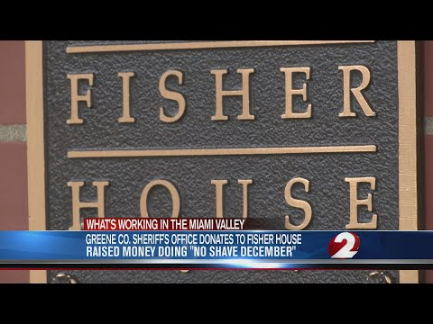 Greene County Sheriff's office donates almost $2,500 to Fisher House