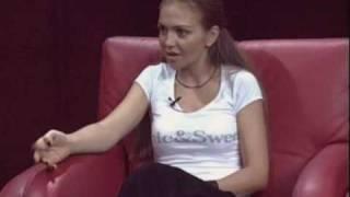 Интервью Марины Девятовой для КМ. TV.