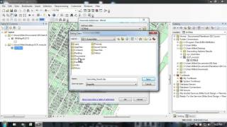 GIS Fundamentals: Geocoding, Geoprocessing, and Online Sharing, Address Geocoding with ArcGIS Online